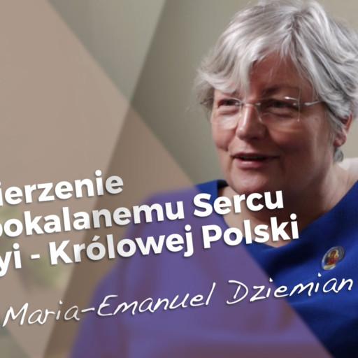 Zawierzenie Niepokalanemu Sercu Maryi – Królowej Polski